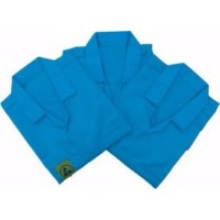ESD Apron Blue Large